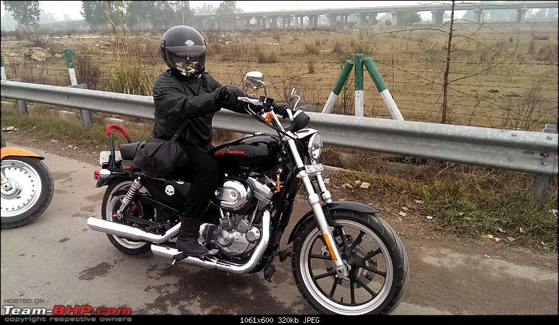 Harley Davidson Superlow XL883L - The Comprehensive Review-bharatpur-ride-2426th-jan-2015_28.jpg