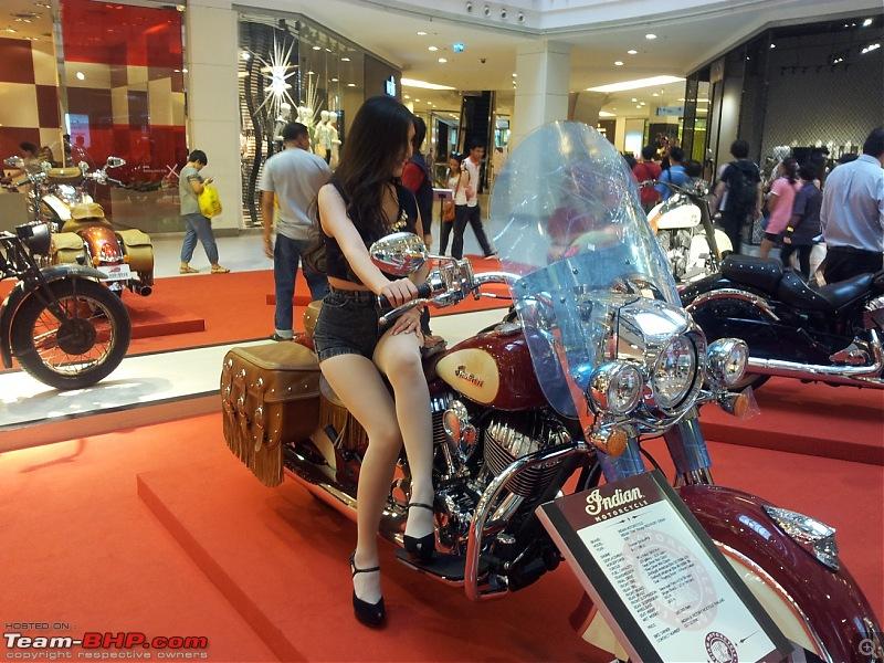 'Indian Motorcycle' to make India debut-20150130_132904.jpg