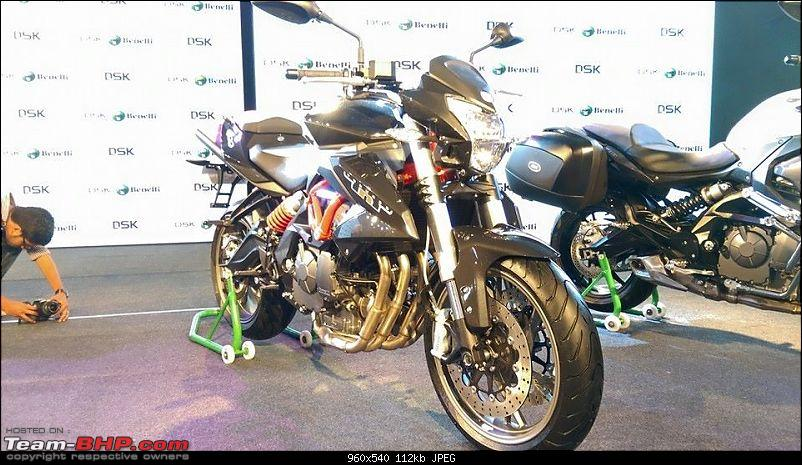 DSK-Benelli launches 5 motorcycles in India-1505638_10155210870815467_8946327080954455406_n.jpg