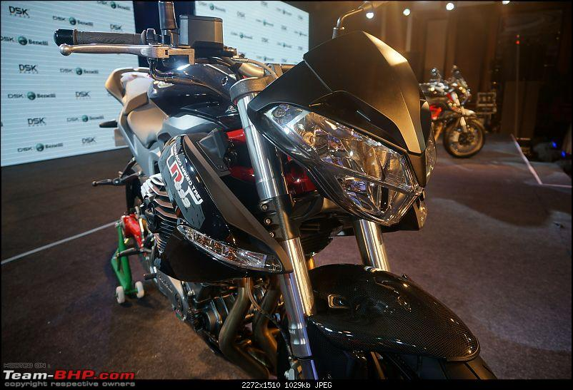 DSK-Benelli launches 5 motorcycles in India-76benelli1.jpg