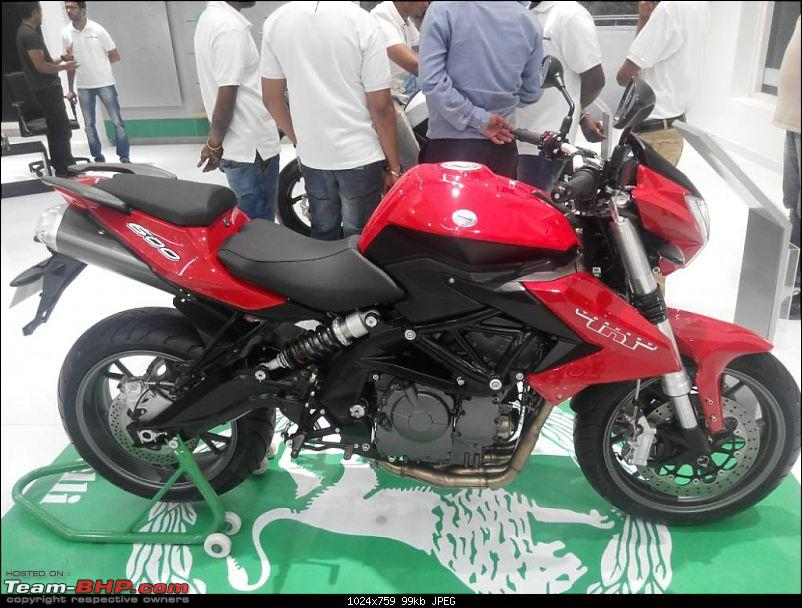 DSK-Benelli launches 5 motorcycles in India-1427168257457.jpg