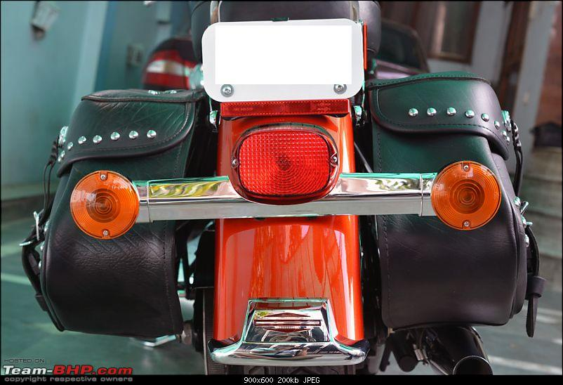 Harley-Davidson Heritage Softail Classic FLSTC: The Comprehensive Review-71-rear-view.jpg