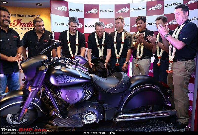Indian Roadmaster and Chief Dark Horse launched in India-1ind.jpg