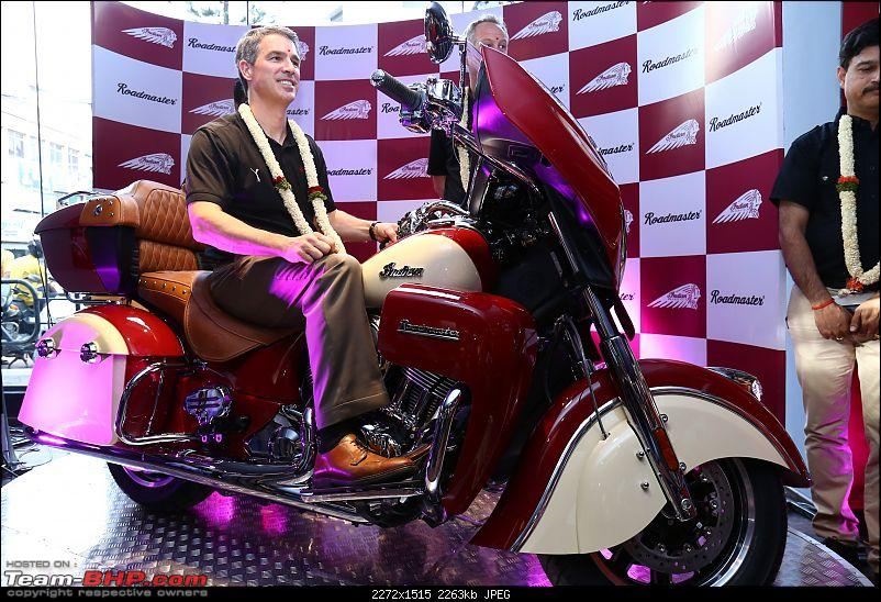 Indian Roadmaster and Chief Dark Horse launched in India-2ind.jpg