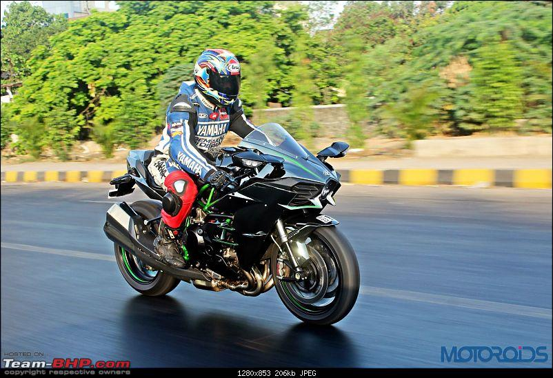 Supercharged Kawasaki Ninja H2 coming. EDIT: Now launched at Rs. 29 lakhs-kawasakininjah2ownershipreviewactionshots44.jpg
