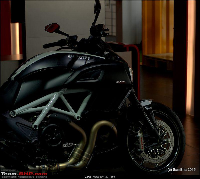 Ducati to re-enter India in 2015. EDIT: Bikes priced from Rs. 7.08 lakhs (page 6)-1dsc_0075001.jpg