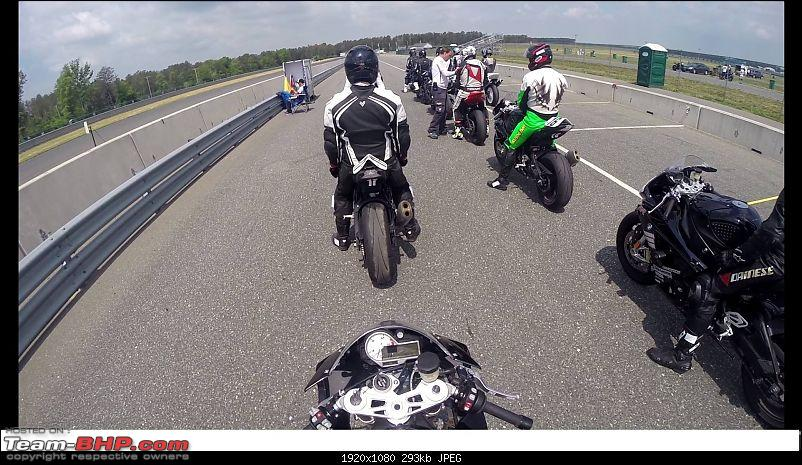 My experience at the California Superbike School, New Jersey-bike-grid.jpg