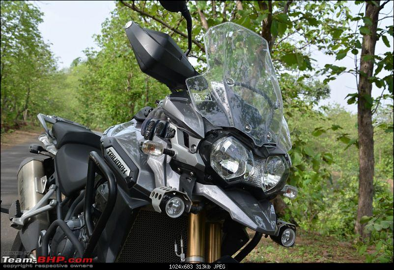 """Triumph Tiger Explorer 1200: The """"Big Tiger"""" exploring Indian roads! EDIT: Now on the BMW R1200 GS-dsc_4812small.jpg"""