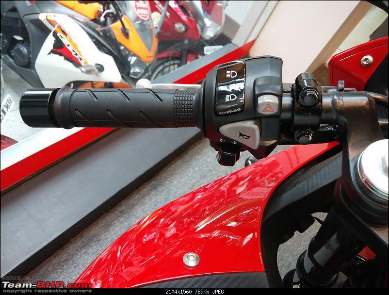 Honda CBR 650F launched in India at Rs. 7.3 lakh-img_20150813_122530.jpg