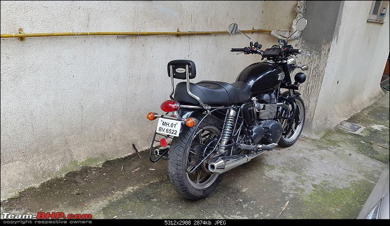 Triumph Bonneville: Yet another Bonnie story from the heart !!!-20150917_130934.jpg