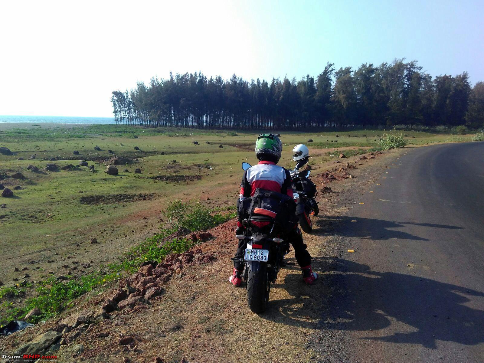 A Year And 33000 Kms With My Kawasaki Er 6n Team Bhp