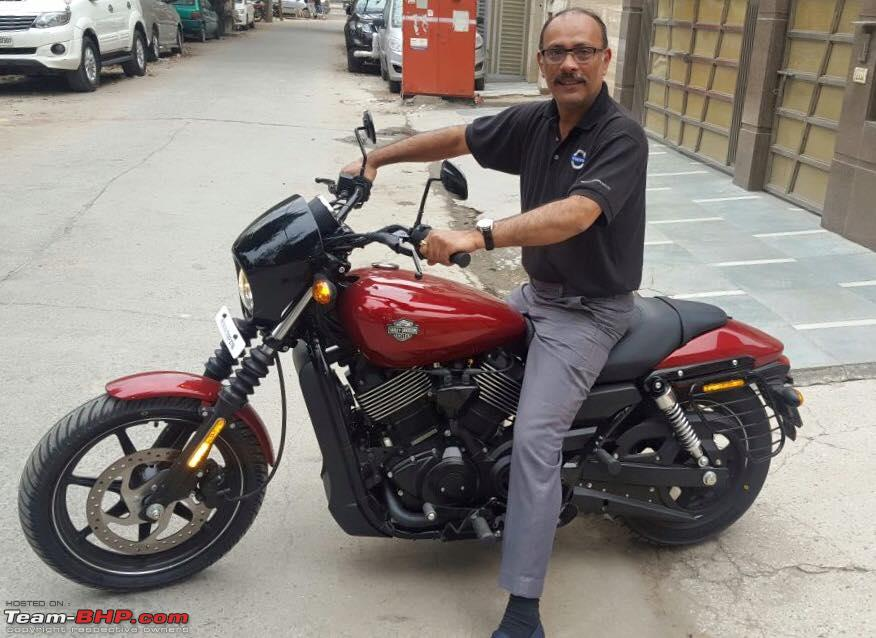 harley davidson street 750 - ownership review - page 7 - team-bhp