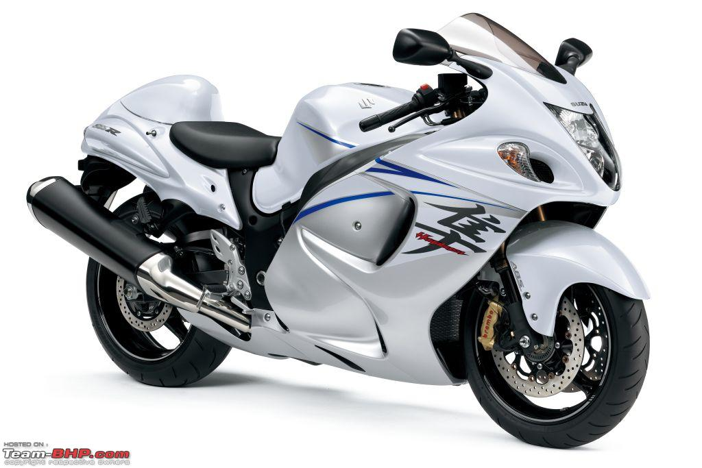 Suzuki starts local assembly of Hayabusa  Price - Rs  13 57 lakh
