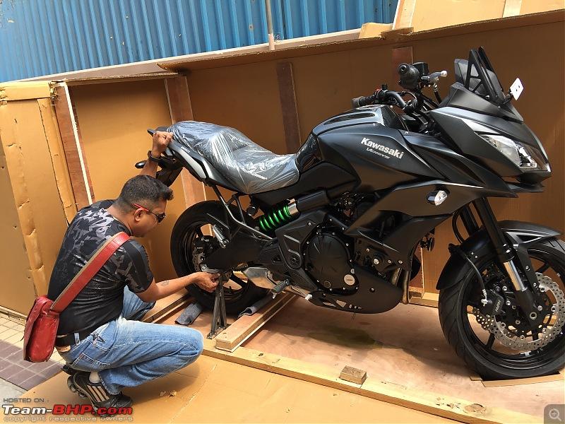 Kawasaki Versys 650 : The good times with my 'Dark Knight' begin! EDIT :Completes 11,000kms !!!-img_0539.jpg