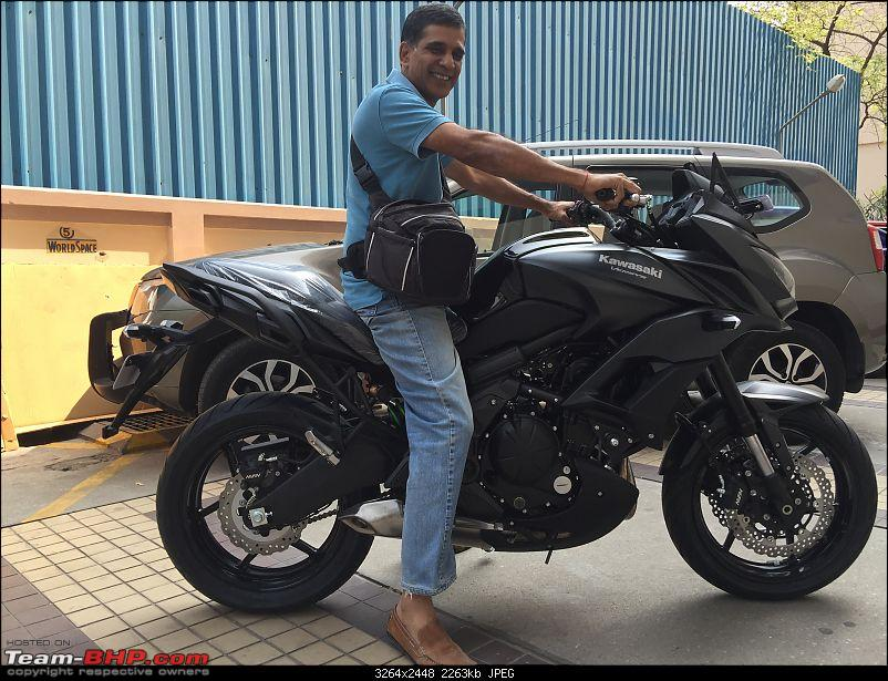 Kawasaki Versys 650:The good times with my 'Dark Knight' begin :Completes 1-Year & 18,000 kms !!!-img_0550.jpg