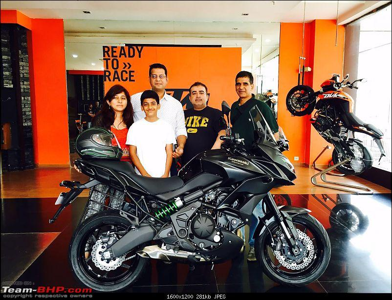 Kawasaki Versys 650:The good times with my 'Dark Knight' begin :Completes 20,000 kms !!!-img_0616.jpg