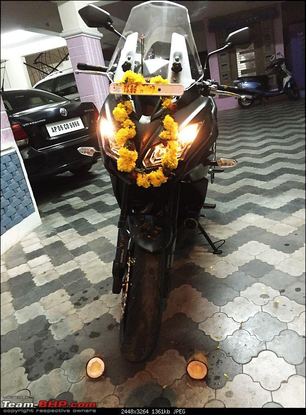 Kawasaki Versys 650:The good times with my 'Dark Knight' begin :Completes 20,000 kms !!!-img_0685-2.jpg