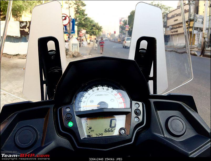 Kawasaki Versys 650:The good times with my 'Dark Knight' begin :Completes 19,500 kms !!!-fullsizerender.jpg