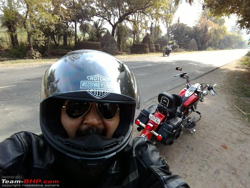 Name:  27032016 Solo Sunday Ride Moradabad 240kms_1.jpg