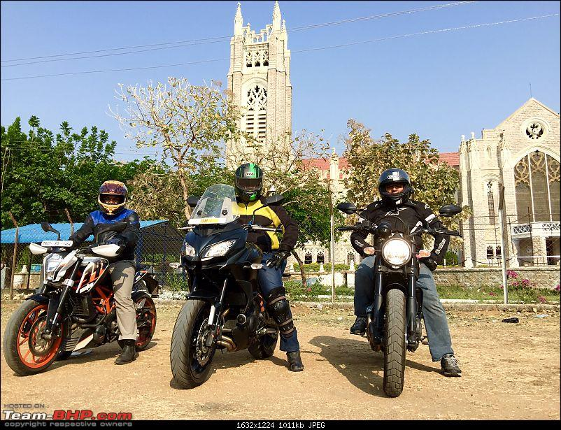 Kawasaki Versys 650:The good times with my 'Dark Knight' begin :Completes 20,000 kms !!!-2.jpg