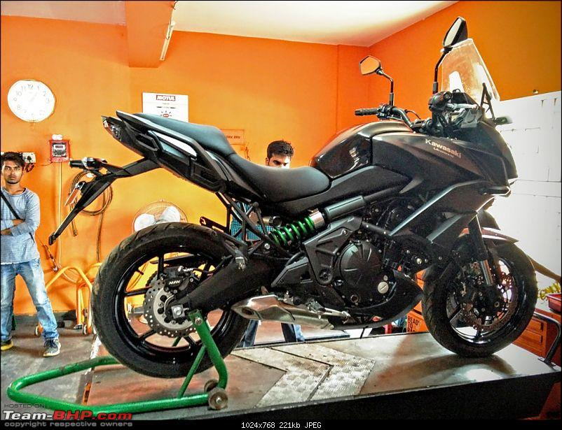 Servicing Costs of Superbikes / Sportsbikes in India-1st-service-2.jpg