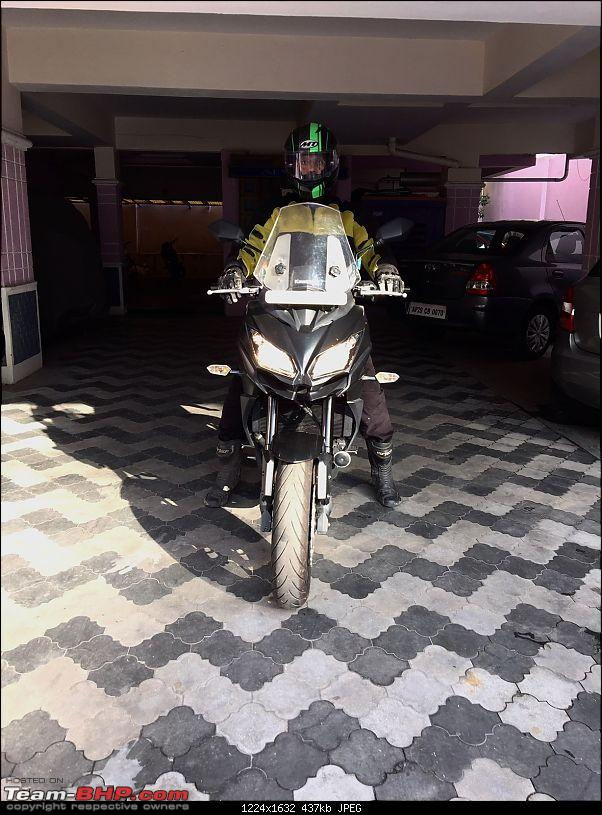 Kawasaki Versys 650:The good times with my 'Dark Knight' begin :Completes 1-Year & 18,000 kms !!!-5.jpg