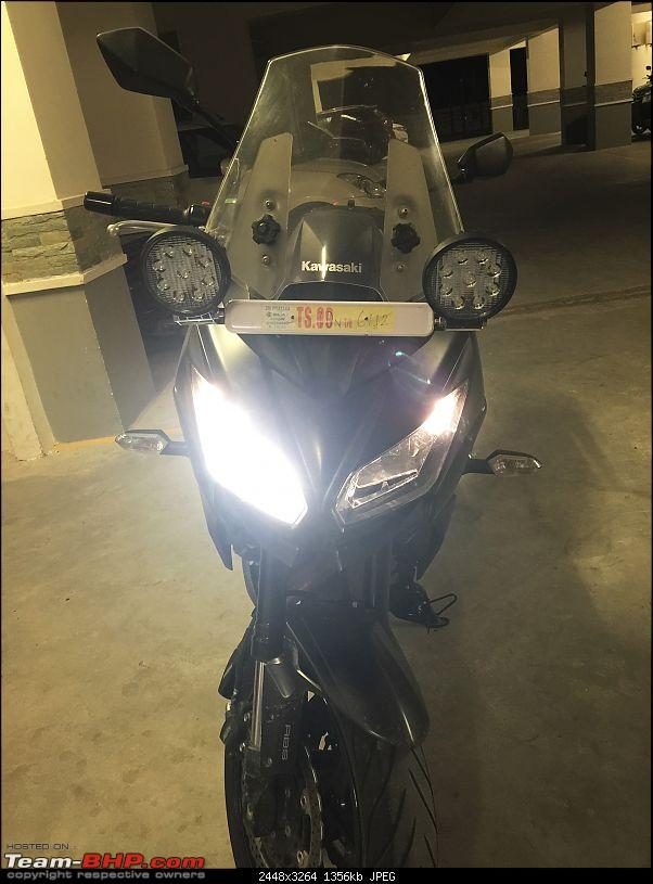 Kawasaki Versys 650:The good times with my 'Dark Knight' begin :Completes 20,000 kms !!!-6.jpg