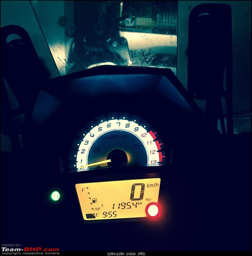 Kawasaki Versys 650:The good times with my 'Dark Knight' begin :Completes 19,500 kms !!!-img_2676.jpg