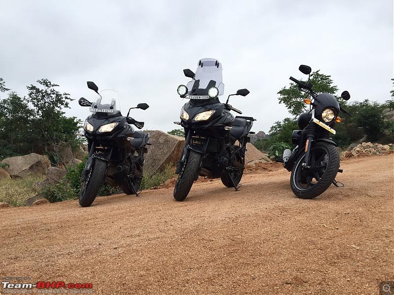 Kawasaki Versys 650 : The good times with my 'Dark Knight' begin!-10.jpg