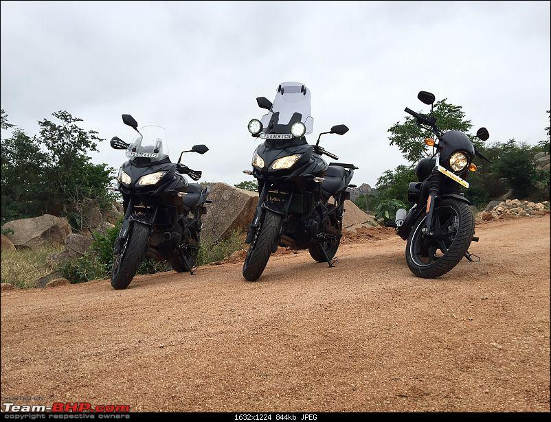 Kawasaki Versys 650:The good times with my 'Dark Knight' begin :Completes 19,500 kms !!!-10.jpg