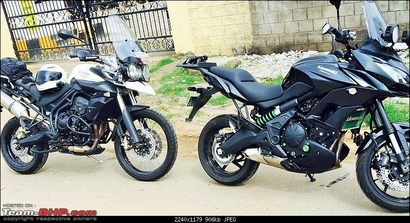 Kawasaki Versys 650:The good times with my 'Dark Knight' begin :Completes 1-Year & 15,000 kms !!!-fullsizerender-4.jpg