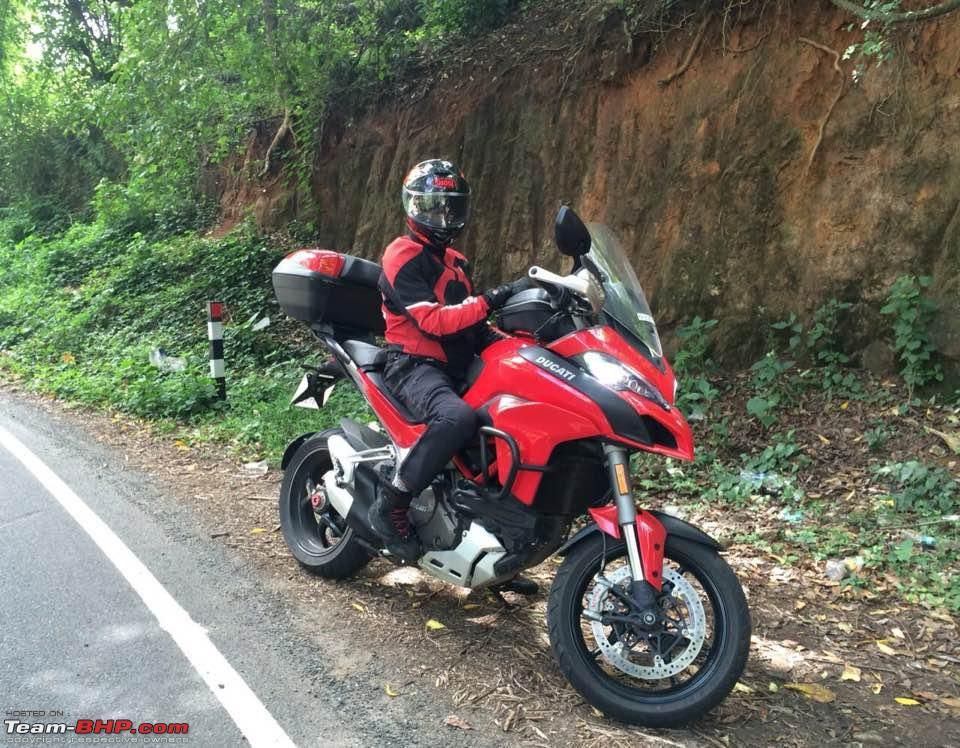 ducati to re-enter india in 2015. edit: bikes priced from rs. 7.08