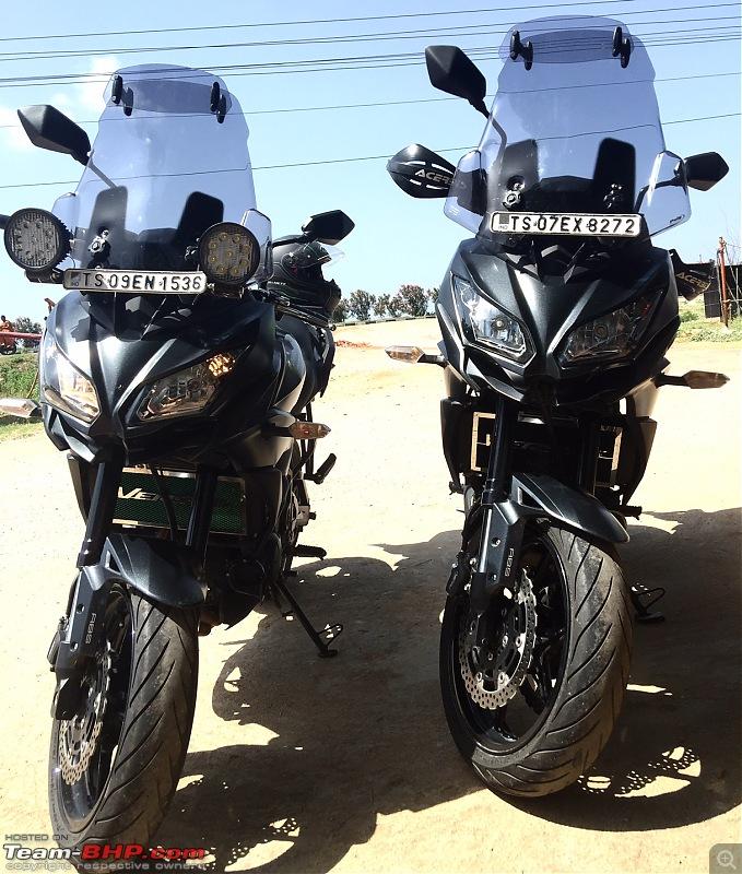 Kawasaki Versys 650:The good times with my 'Dark Knight' begin :Completes 1-Year & 15,000 kms !!!-fullsizerender-1.jpg