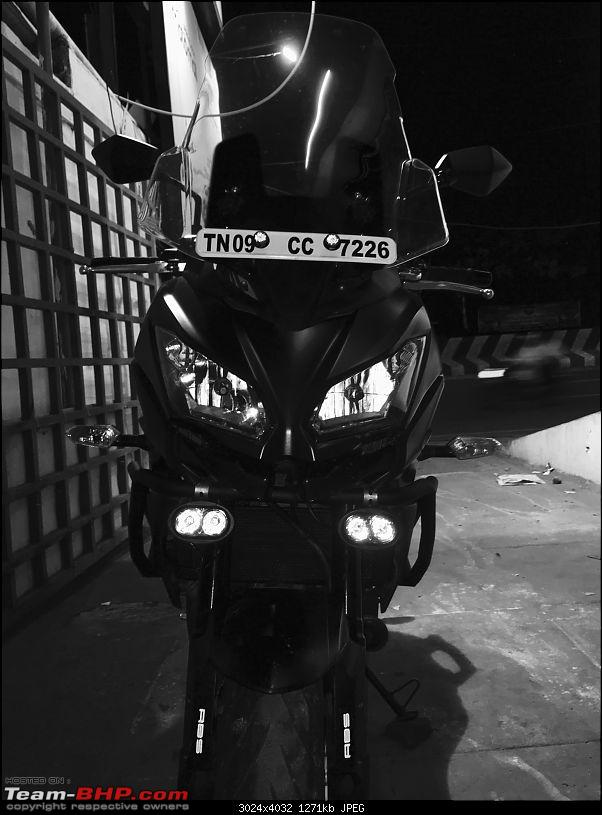 Kawasaki Versys 650:The good times with my 'Dark Knight' begin :Completes 1-Year & 18,000 kms !!!-img_4757.jpg
