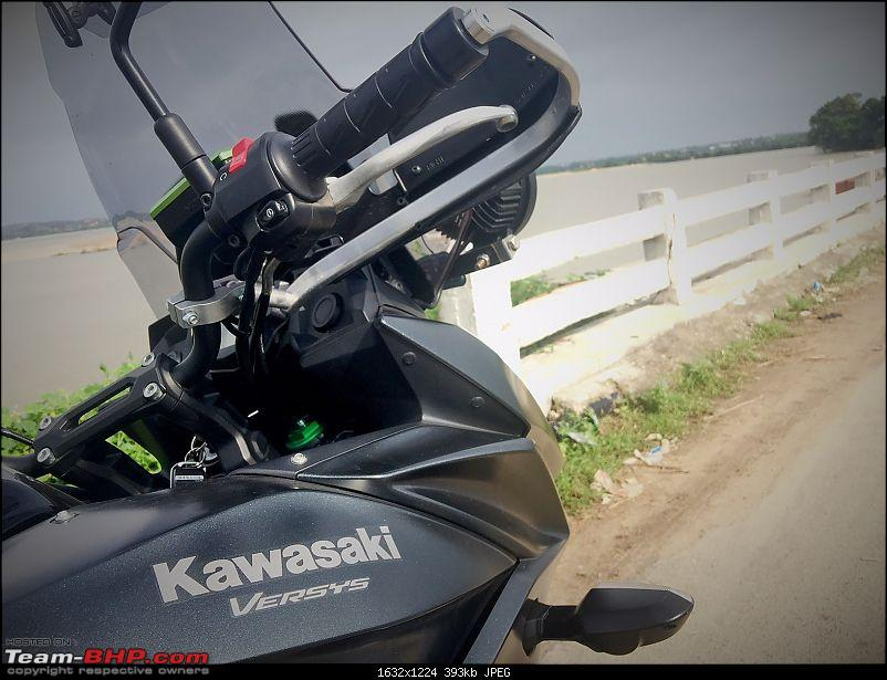Kawasaki Versys 650:The good times with my 'Dark Knight' begin :Completes 20,000 kms !!!-fullsizerender-5.jpg