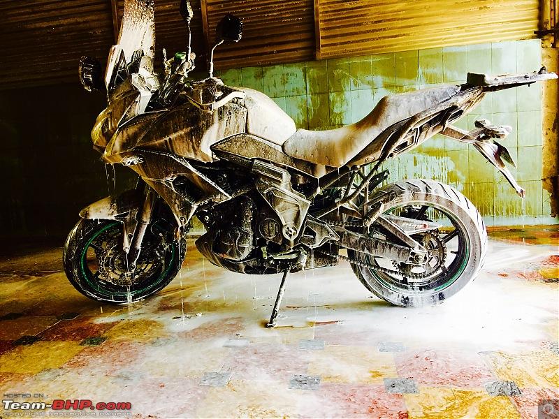 Kawasaki Versys 650:The good times with my 'Dark Knight' begin :Completes 1-Year & 15,000 kms !!!-fullsizerender.jpg