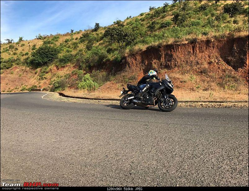 Kawasaki Versys 650:The good times with my 'Dark Knight' begin :Completes 19,500 kms !!!-img_6936.jpg