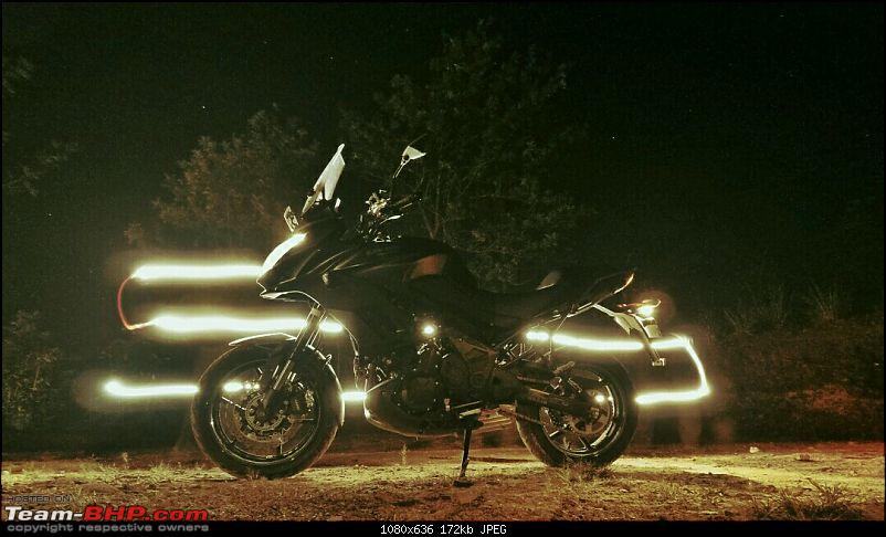 Kawasaki Versys 650:The good times with my 'Dark Knight' begin :Completes 19,500 kms !!!-img_7075.jpg