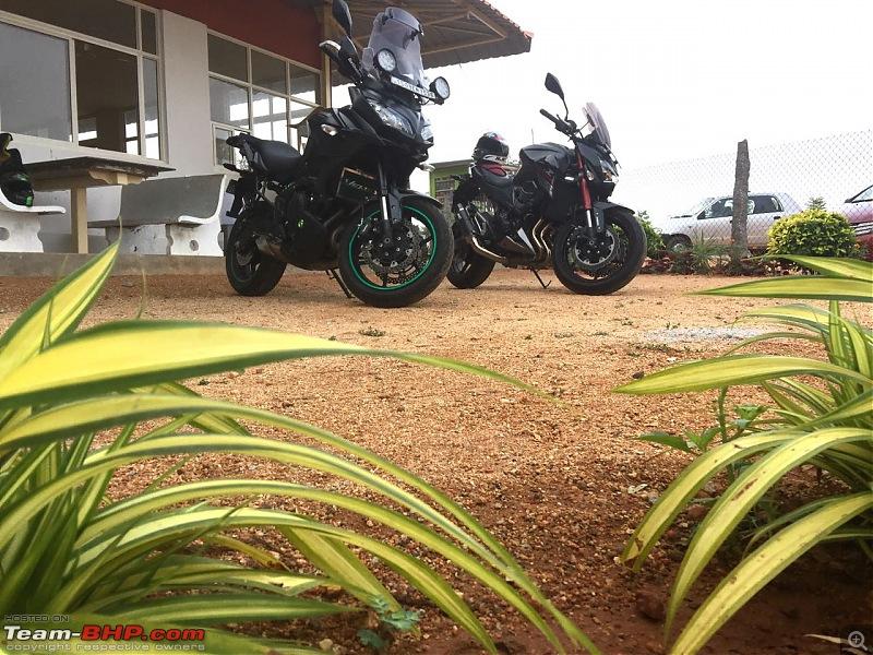 Kawasaki Versys 650 : The good times with my 'Dark Knight' begin! EDIT :Completes 11,000kms !!!-img20161203wa0012.jpg