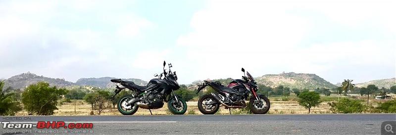 Kawasaki Versys 650:The good times with my 'Dark Knight' begin :Completes 1-Year & 18,000 kms !!!-img20161203wa0039.jpg