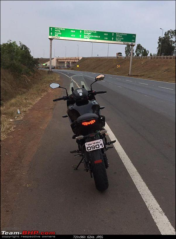 Kawasaki Versys 650:The good times with my 'Dark Knight' begin :Completes 19,500 kms !!!-pic6.jpg