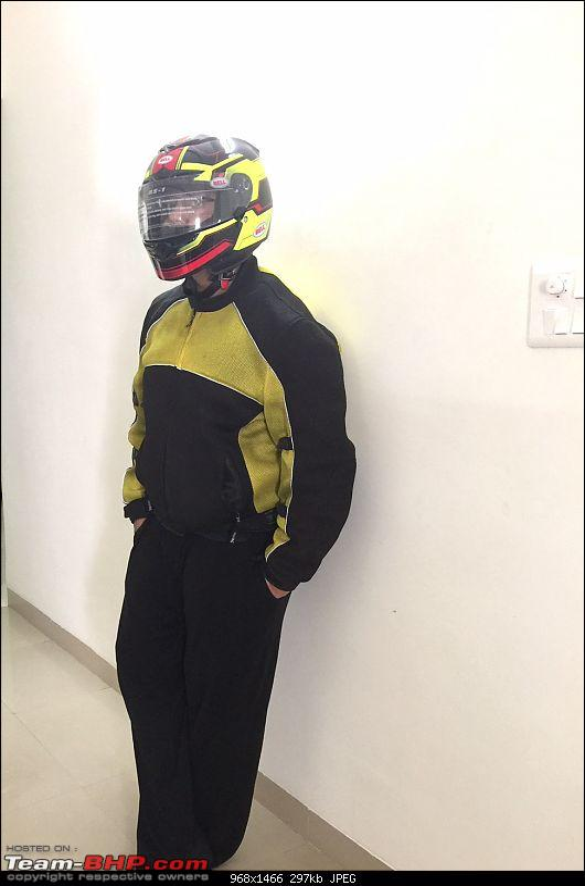 Kawasaki Versys 650:The good times with my 'Dark Knight' begin :Completes 19,500 kms !!!-fullsizerender-6.jpg