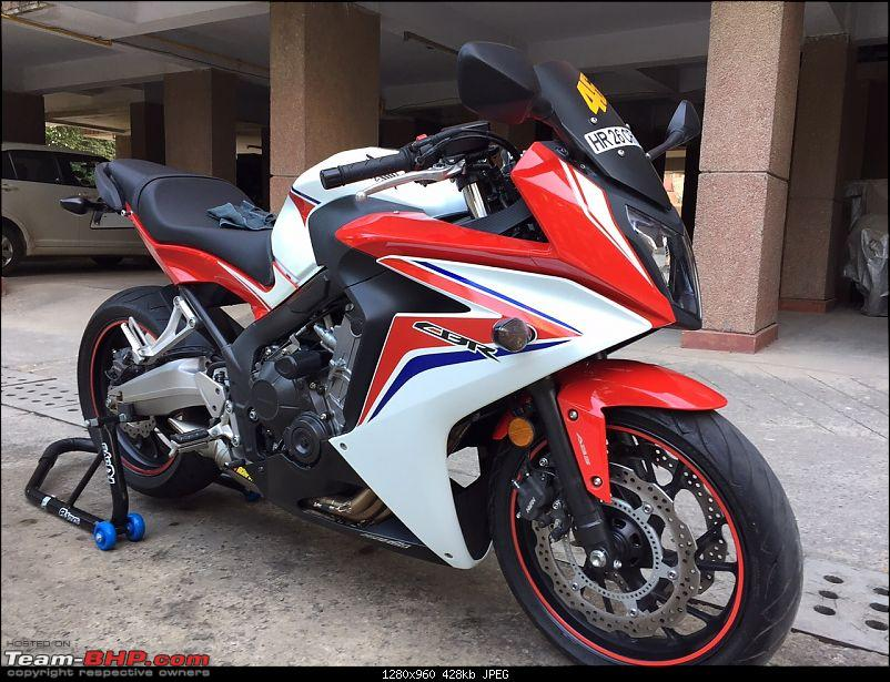 A dream come true - My Honda CBR650F. EDIT: Track Day at BIC on page 12-new-picture-1.jpg