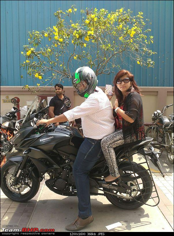 Kawasaki Versys 650:The good times with my 'Dark Knight' begin :Completes 20,000 kms !!!-img_0624.jpg