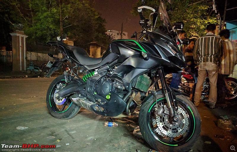 Kawasaki Versys 650:The good times with my 'Dark Knight' begin :Completes 19,500 kms !!!-fullsizerender-5.jpg