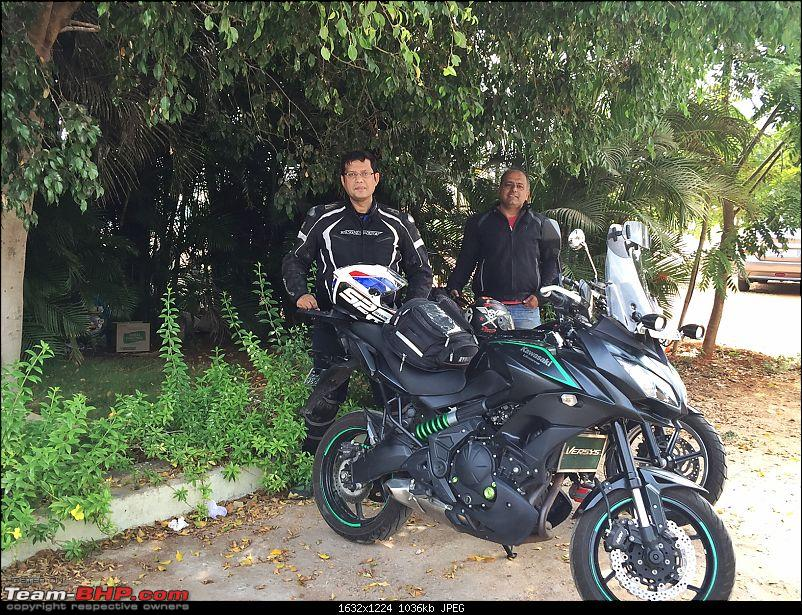 Kawasaki Versys 650:The good times with my 'Dark Knight' begin :Completes 20,000 kms !!!-fullsizerender.jpg