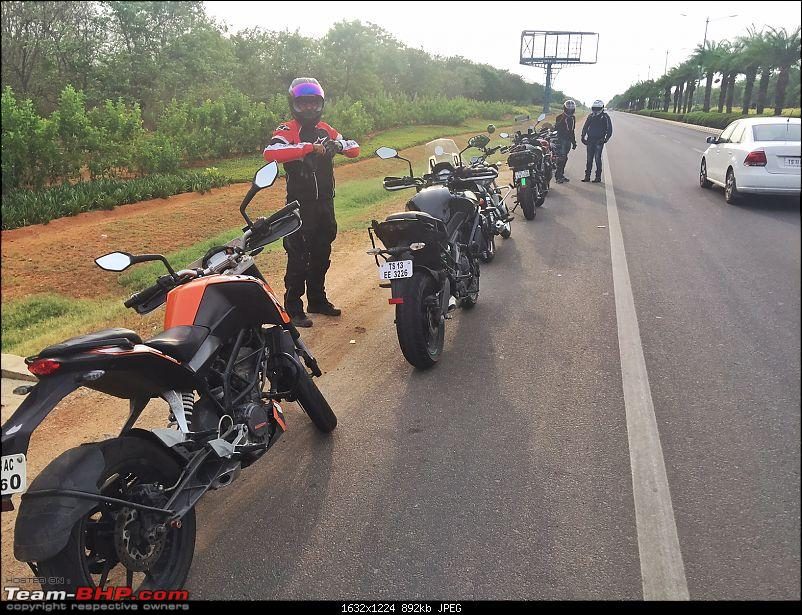 Kawasaki Versys 650:The good times with my 'Dark Knight' begin :Completes 20,000 kms !!!-fullsizerender-1.jpg