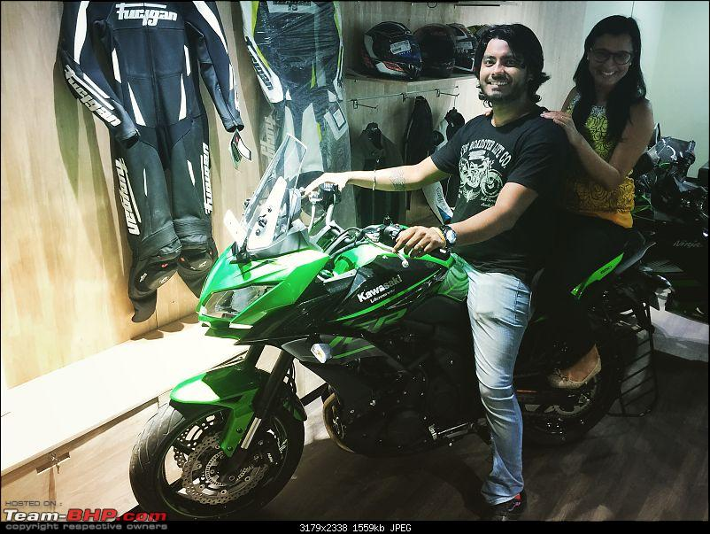 Homecoming of the Hulk : Kawasaki Versys 650-5.jpg