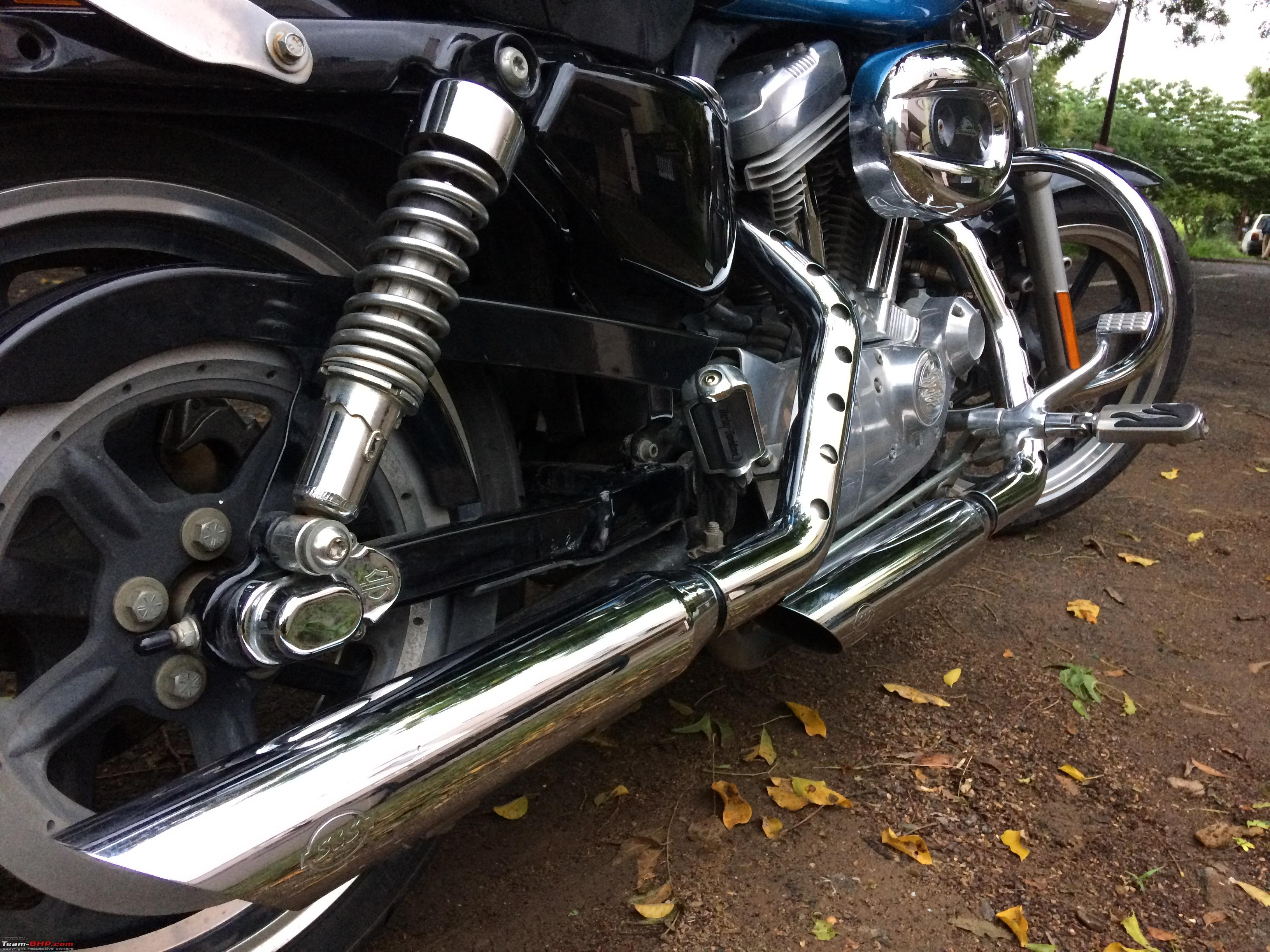 Ownership review : My preowned Harley-Davidson SuperLow