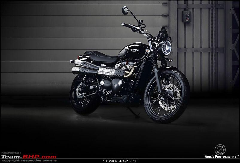 The Triumph Street Scrambler. EDIT: Now launched at Rs. 8.1 lakhs-imageuploadedbyteambhp1506718095.800128.jpg